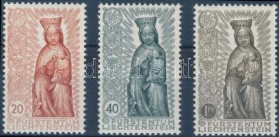 Virgin Mary set, Szűz Mária sor