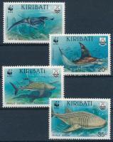 WWF Sea animals set, WWF: Tengeri állatok sor