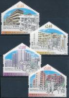 Housing construction set, Lakóházépítések sor