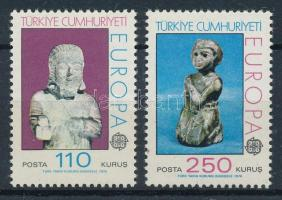 Europa CEPT: Statues set Europa CEPT: Szobrok sor