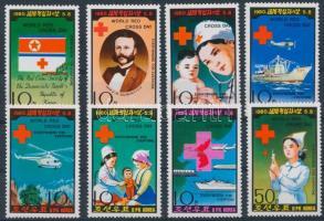 World Red Cross Day set, A Vöröskereszt világnapja sor