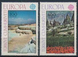 Europa CEPT: Landscape set Europa CEPT: Tájak sor