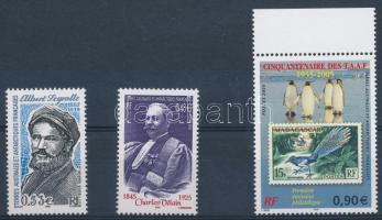 2005-2006 3 stamps 2005-2006 3 klf bélyeg