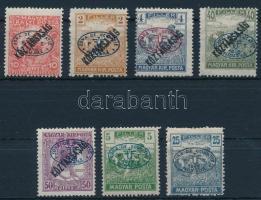 Debrecen I. 1919 7 klf bélyeg garancia nélkül (**16.700)