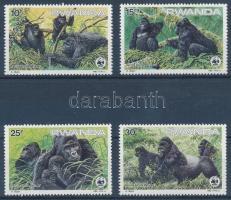 WWF: Gorilla set, WWF: Gorilla sor