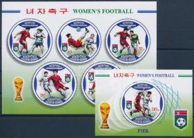 Women's football 2 blocks, Női labdarúgó VB 2 klf blokk