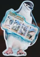 WWF Pinguins block, WWF Pingvinek blokk