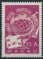 75th anniversary of UPU, 75 éves az UPU