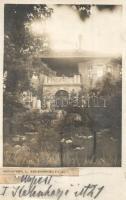 Budapest XI. Kelenhegyi út 21-es szám alatti villa, eredeti photo (EK)