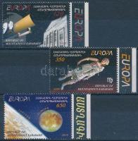 Eurpoa CEPT Space research margin set, Europa CEPT Csillagászat ívszéli sor