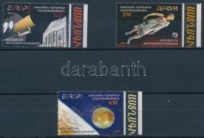 Europa CEPT Astronomy margin set, Europa CEPT Csillagászat ívszéli sor