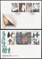 3 FDC, 3 klf FDC