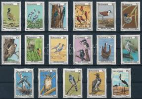Definitive Birds set, Forgalmi: Madarak sor