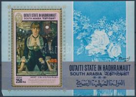 Edouard Manet's paintings block, Edouard Manet festményei blokk