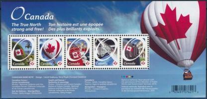 National flags block, Nemzeti lobogó blokk