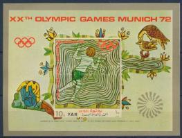 Munich Olympics block, Müncheni olimpia blokk