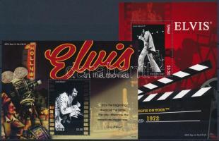 Elvis in the movies blockset (4 pieces) Elvis a filmvásznon 4 db-os blokksor