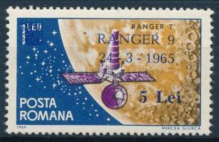 """Lunar probe Ranger 9 Holdszonda """"Ranger 9"""""""