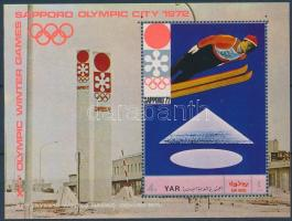 Winter Olympic Games, Sapporo block Téli olimpiai játékok, Sapporo blokk