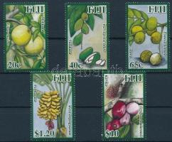 Fruit set Gyümölcsök sor