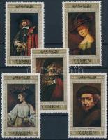 Raphael paintings (I) set, Raffaello festmények (I.) sor