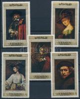 Raphael paintings (1st) set, Raffaello festmények (I.) sor