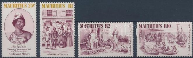 Abolition of Slavery set, Rabszolgaság eltörlése sor