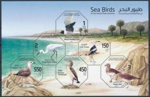 Marine birds block Tengeri madarak blokk