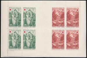 Red Cross stamp-booklet (II) Vöröskereszt bélyegfüzet (II)