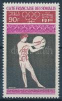 Tokyo Olympics stamp, Tokiói olimpia bélyeg