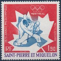 Pre-Olympics stamp, Előolimpia bélyeg