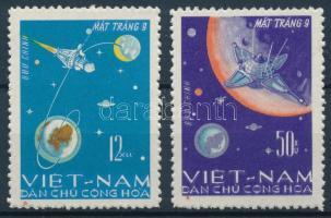 "Space research set Űrkutatás, ,,Luna 9"" sor"