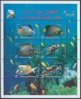 Fish block Tengeri halak blokk
