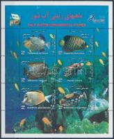 Sea fish block, Tengeri halak blokk