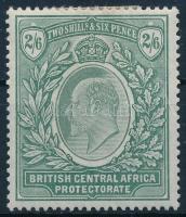 British Central Africa Brit Közép-Afrika