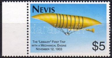 1993. Első léghajó Mi 728