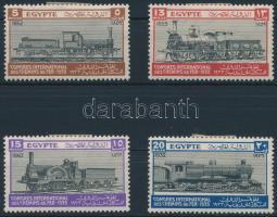 1933 Vasút sor Mi 160-163