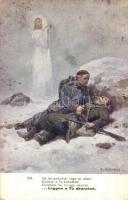 WWI K.u.K. military art postcard. A.F.W. III/2. Nr. 628. s: Setkowicz (EK)