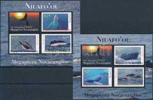 Whales blockset, Bálna blokksor