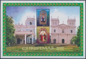 2002 Karácsony blokk Mi 89