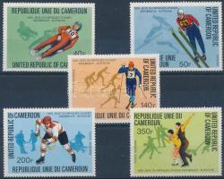 Winter Olympics 1976, Innsbruck set Téli Olimpia 1976, Innsbruck sor