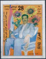 Saddam Hussein block, Szaddam Hussein blokk