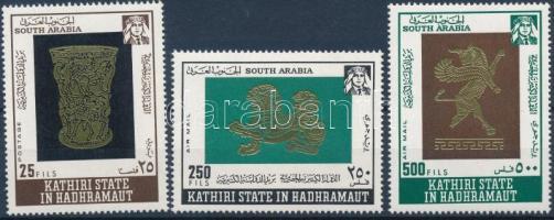 Arab aranyművesség sor, Arab goldsmithness set
