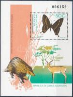 Nature protection: Butterfly block, Természetvédelem: Lepke blokk