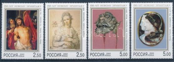 Hermitage Saint Petersburg paintings set, Ermitázs Szentpétervár, festmények sor