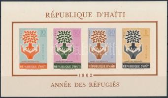 Refugee block Menekültek blokk