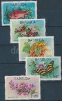 Fauna and flora set, Állatok és növények sor