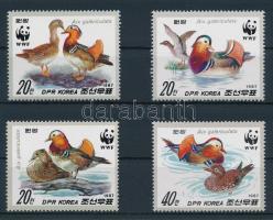 WWF Mandarin duck set WWF: Mandarinréce sor