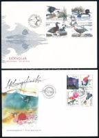 2 diff FDC, 2 klf FDC