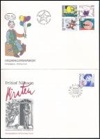 3 klf FDC, 3 FDC